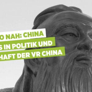 Konfuzius in Politik und Gesellschaft in der VR China